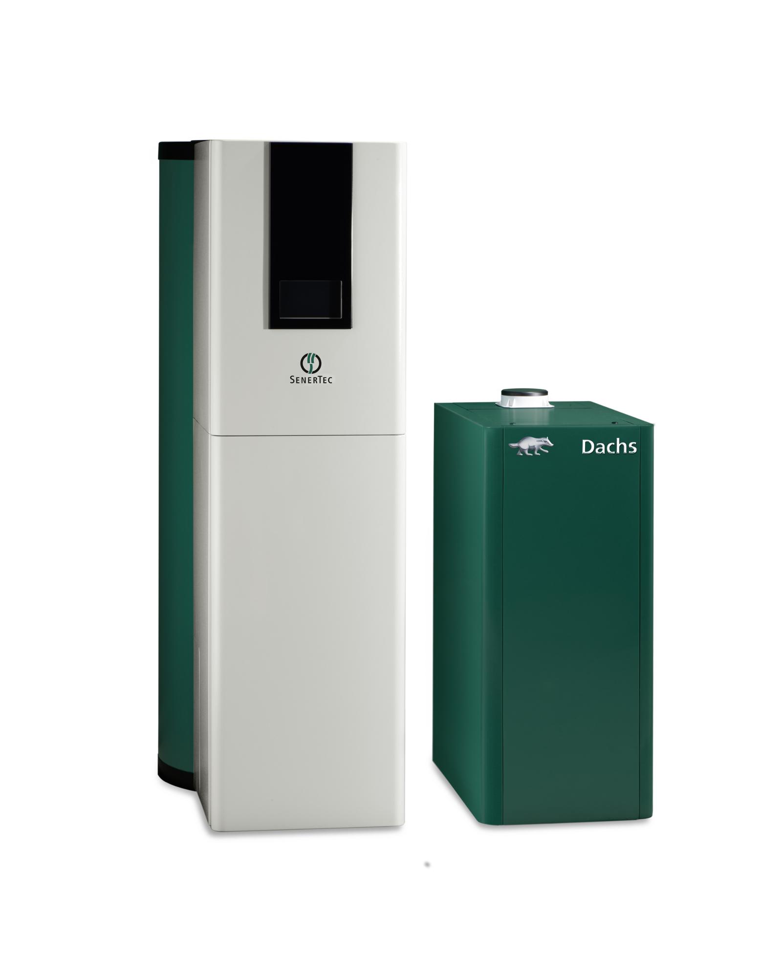SenerTec  Dachs InnoGen  Fuel Cell Technology